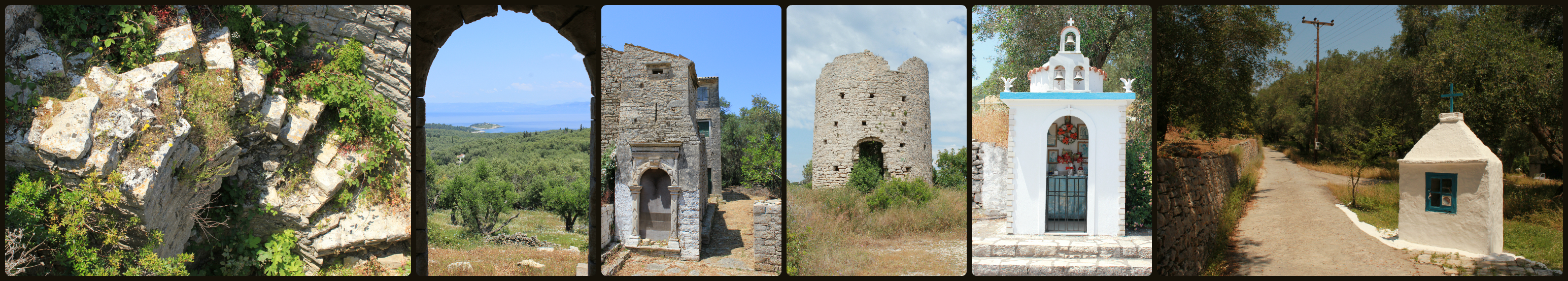 An elusive windmill, crumbling Venetian manor, and roadside shrines