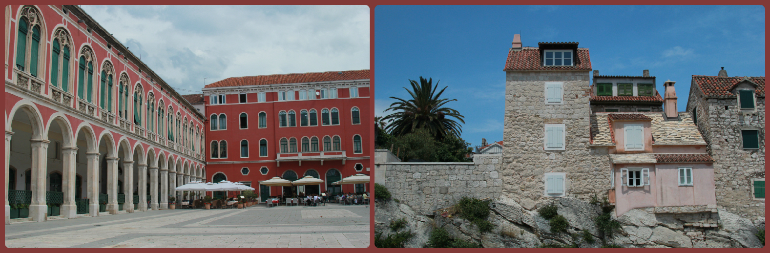 Split's architecture