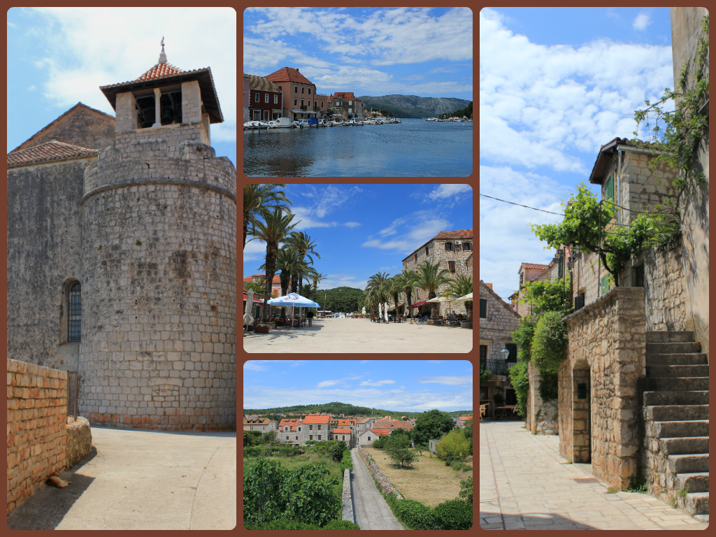 Pictureque, historic Stari Grad