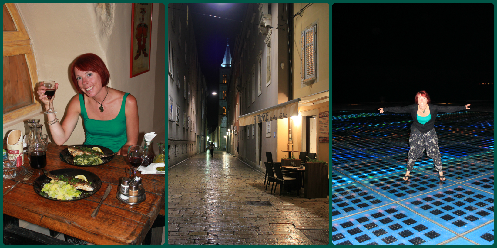 Zadar's nightlife