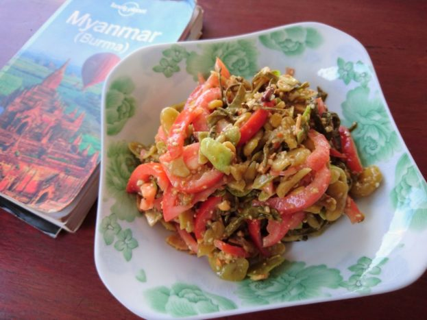 Tofu and Tea Leaves- An Introduction to the cuisine of Myanmar