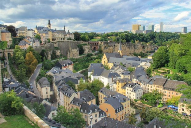 Luxembourg; Your Perfect Weekend Escape (featured)