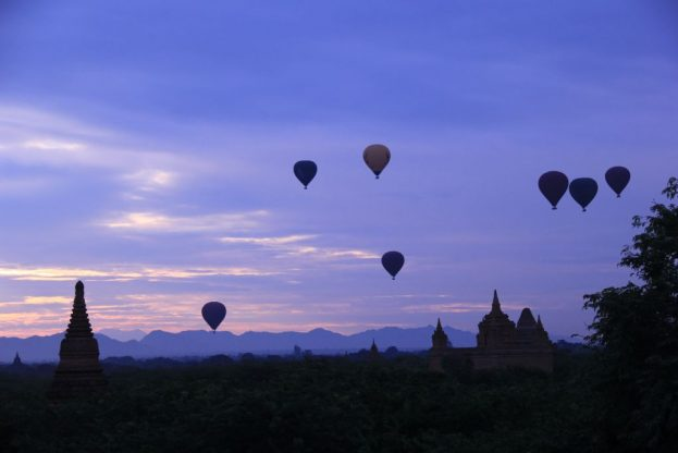 Myanmar in two weeks- a sugested itinerary