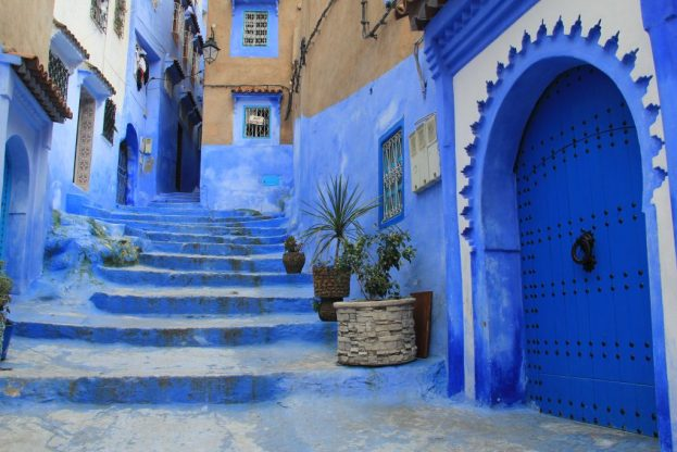 Chefchaouen: the Blue Town in Morocco that's a Delight to Photograph, Even in the Rain | Gallop Around The Globe