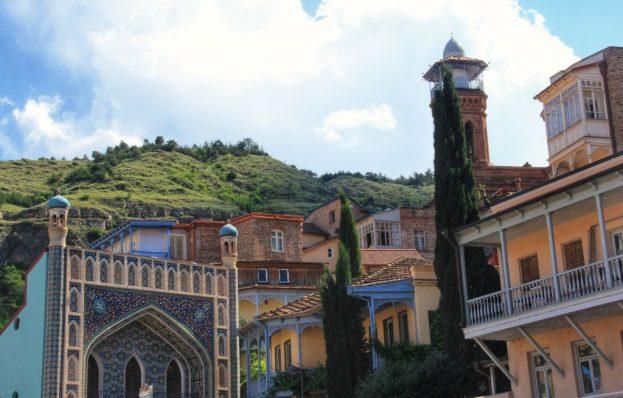 Tbilisi featured