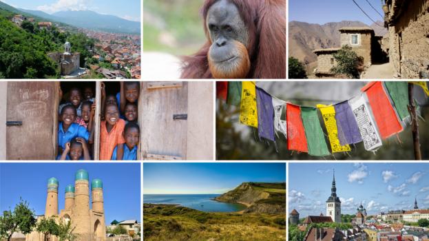 2019 Travel Plans _ Gallop Around The Globe