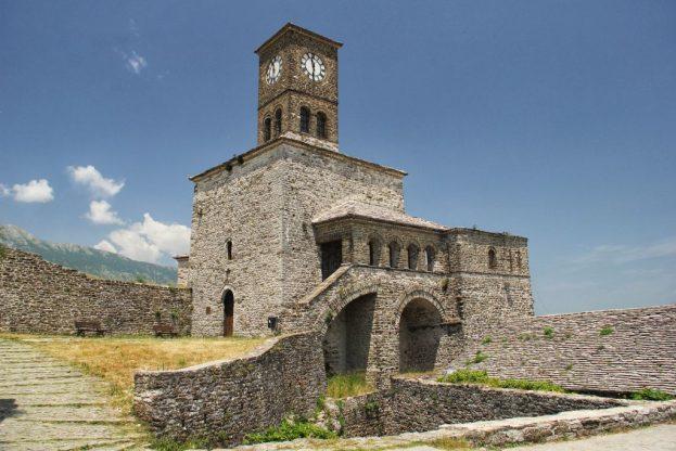Gjirokaster Castle, Albania